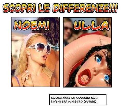 Ulla è pure bruna...
