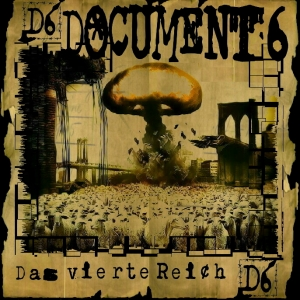 Document 6 - Das vierte Reich - Frontcover