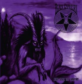 [Cover] Black Capricorn - Born Under the Capricorn
