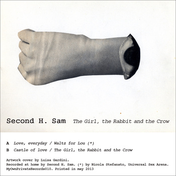second h sam - the girl, the rabbit and the crow