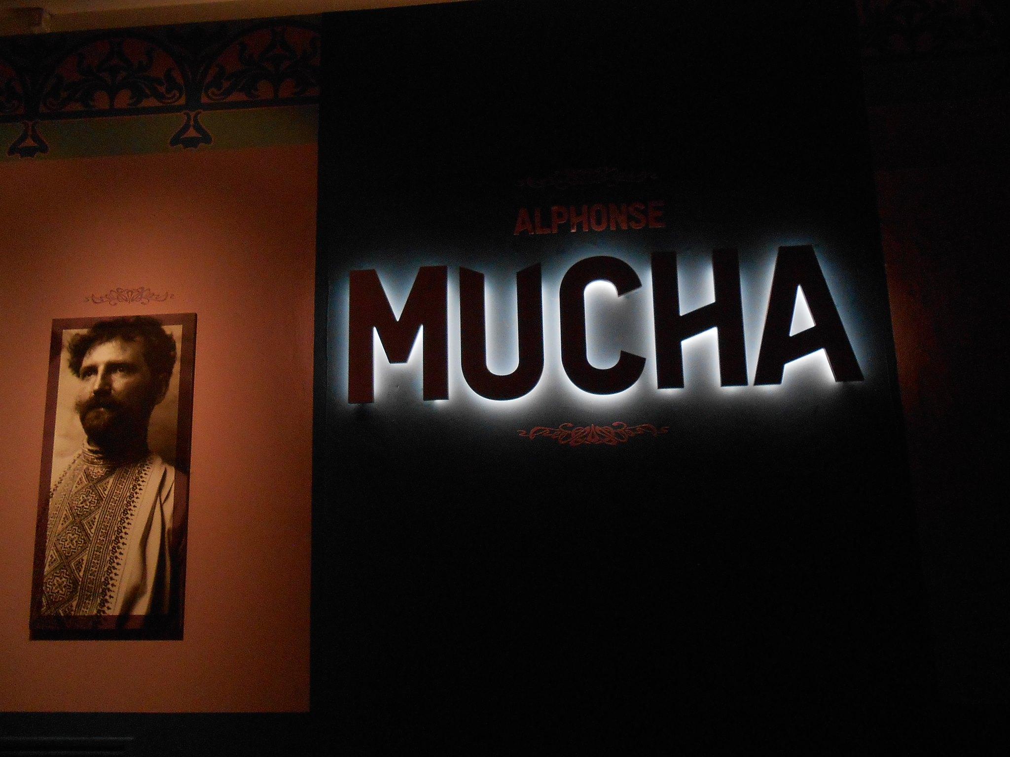 Vita Romana: Alphonse Mucha al Vittoriano
