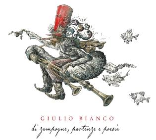 giulio bianco - di zampogne partenze e poesia (copertina)